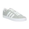 Sneakers da donna in pelle adidas, grigio, 503-2195 - 13