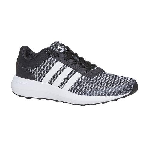 Sneakers sportive da donna adidas, nero, 509-6173 - 13