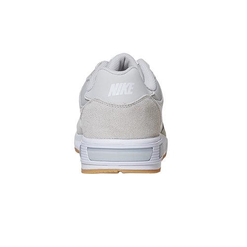Sneakers da uomo in pelle nike, beige, 803-2152 - 17
