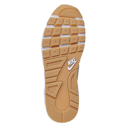 Sneakers da uomo in pelle nike, beige, 803-2152 - 26
