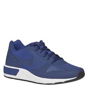 Sneakers blu da uomo nike, blu, 809-9153 - 13
