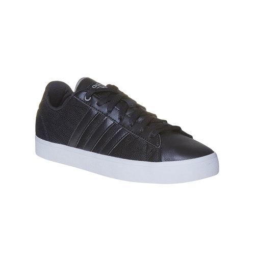 Sneakers nere da donna con pizzo adidas, nero, 509-6195 - 13