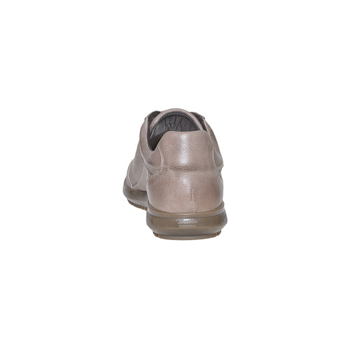 Sneakers in pelle da uomo flexible, grigio, 844-2709 - 17
