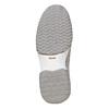 Sneakers argentate da donna bata, grigio, 549-2255 - 15