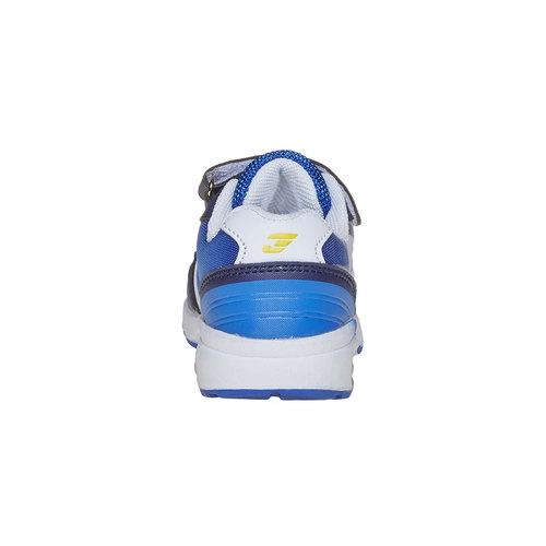 Sneakers blu da bambino, blu, 219-9176 - 17