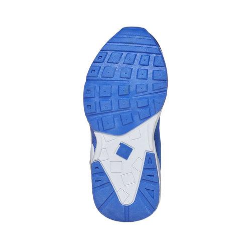 Sneakers blu da bambino, blu, 219-9176 - 26