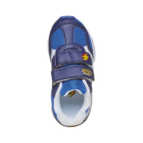 Sneakers blu da bambino, blu, 219-9176 - 19