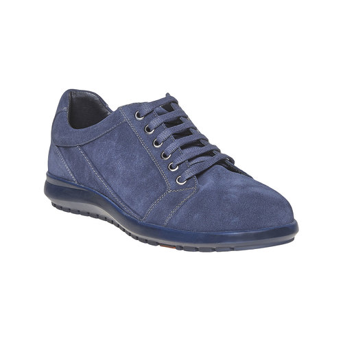 Sneakers blu da uomo flexible, blu, 843-9709 - 13