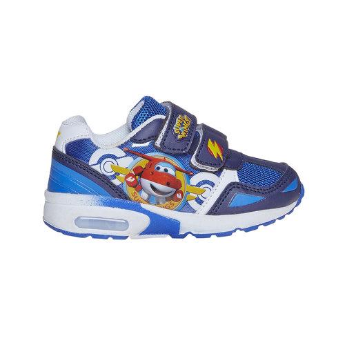 Sneakers blu da bambino, blu, 219-9176 - 15