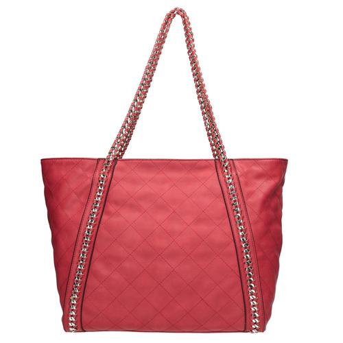 Borsetta rossa da donna bata, rosso, 961-5451 - 26