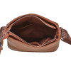 Borsa a tracolla marrone bata, marrone, 961-3783 - 15