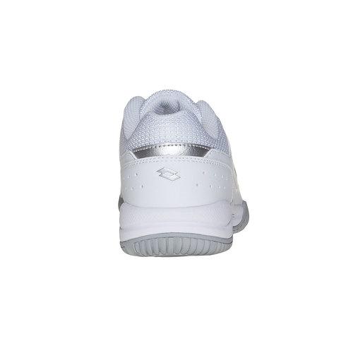 Sneakers bianche da donna lotto, bianco, 501-1123 - 17