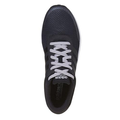 Sneakers sportive da uomo adidas, nero, 809-1172 - 19