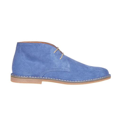 Scarpe in pelle da uomo alla caviglia bata, 843-0267 - 15