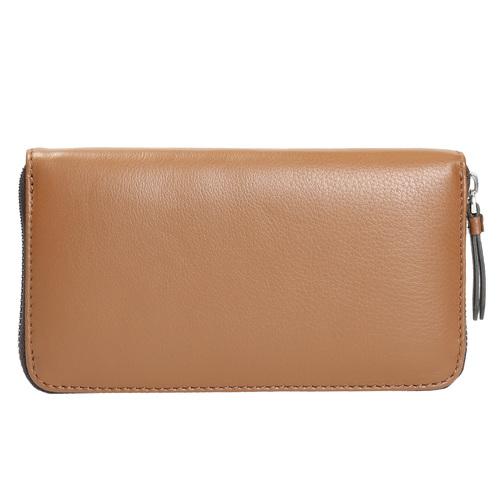 Portafoglio da donna in pelle bata, marrone, 944-3178 - 19