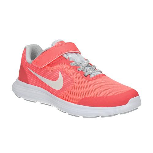 Sneaker sportive da ragazza nike, grigio, 309-2249 - 13