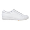 Sneakers bianche in pelle flexible, bianco, 524-1597 - 15