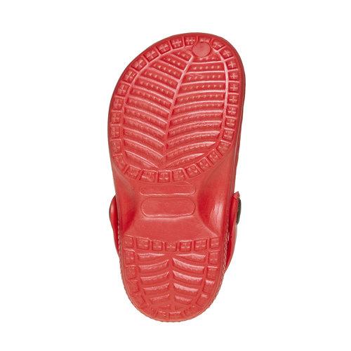 Sandali rossi da bambino, rosso, 272-5143 - 26