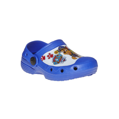 Sandali blu da bambino con stampa, blu, 272-9151 - 13