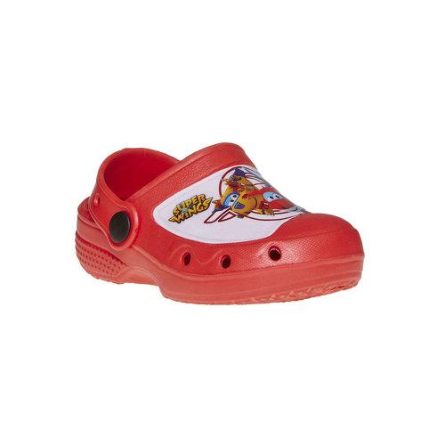 Sandali rossi da bambino, rosso, 272-5143 - 13