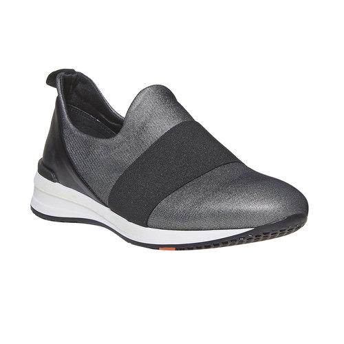 Sneakers da donna senza lacci flexible, bianco, 519-1334 - 13