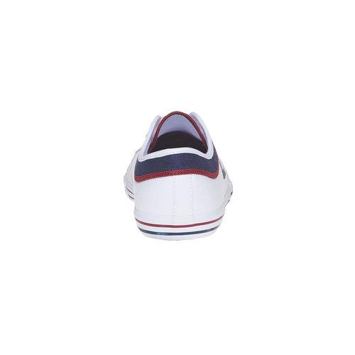 Sneakers informali da uomo le-coq-sportif, bianco, 889-1222 - 17