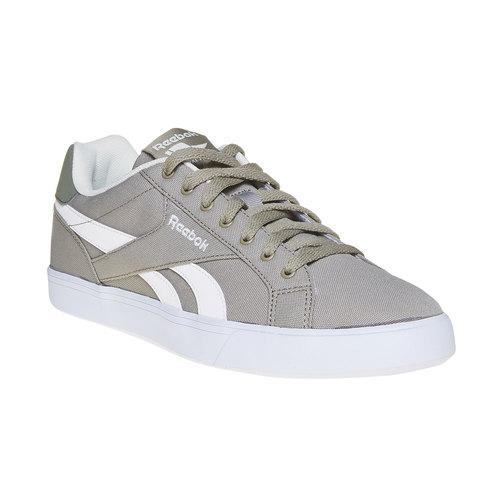 Sneakers informali da uomo reebok, verde, 889-7199 - 13