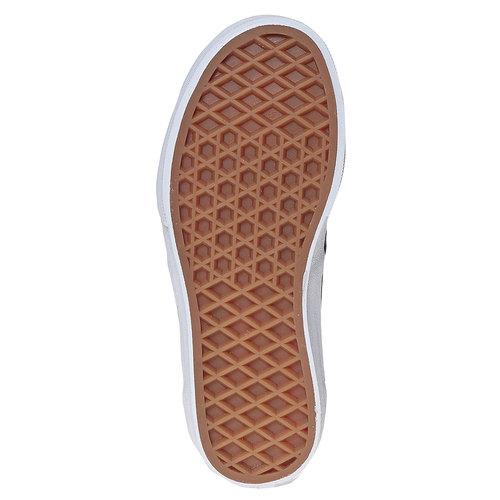Sneakers da bambino con motivo vans, nero, 489-6101 - 26