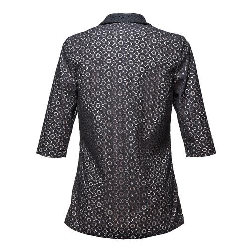 Giacca da donna con maniche corte bata, nero, 979-6377 - 26
