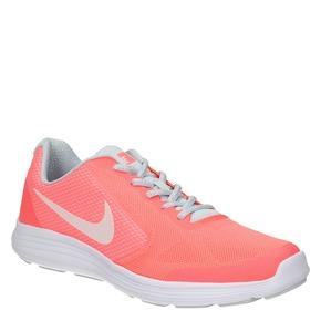 Sneakers rosa da ragazza nike, rosa, 409-5149 - 13