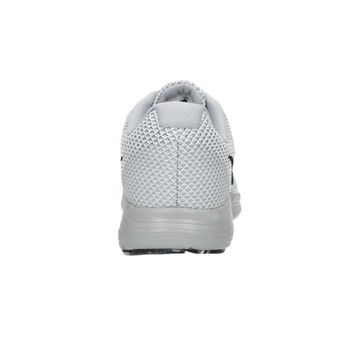 Sneakers bianche sportive da uomo nike, bianco, 809-1149 - 17