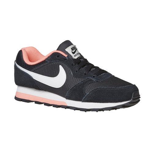 Sneakers sportive da donna nike, nero, 509-6970 - 13