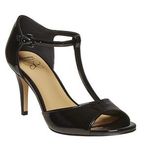 Sandali verniciati da donna con tacco insolia, 761-0259 - 13