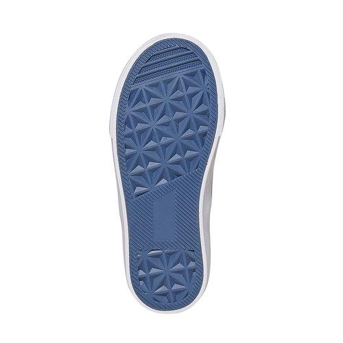 Slip-on da bambino, blu, 219-9154 - 26