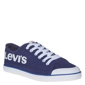 Sneakers casual da uomo levis, blu, 849-9589 - 13