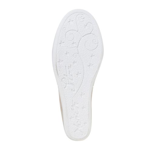 Sneakers con tacco a zeppa north-star, bianco, 729-1670 - 26