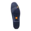 Mocassini in pelle flexible, blu, 853-9172 - 19