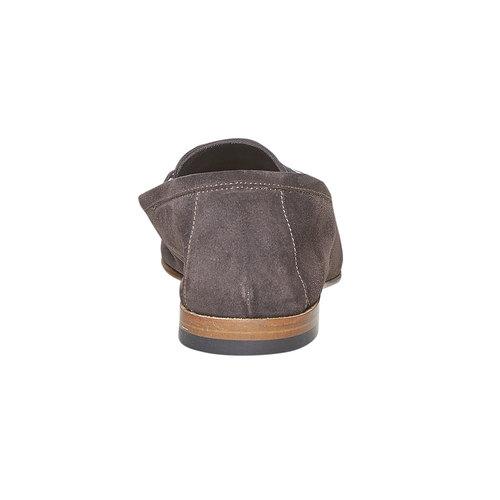 Mocassini da uomo in pelle bata-the-shoemaker, marrone, 853-4269 - 17