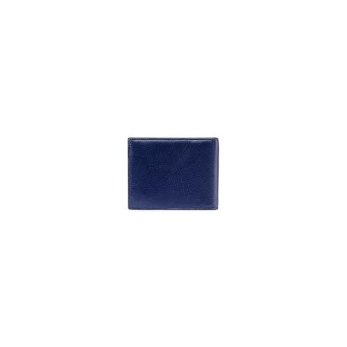 Portafoglio da uomo con dettaglio a contrasto bata, viola, 944-9151 - 26