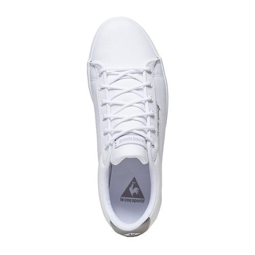 Sneakers bianche da donna le-coq-sportif, bianco, 589-1197 - 19