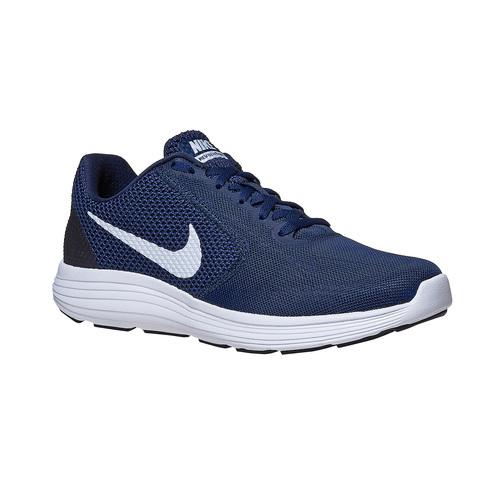 Sneakers sportive da uomo nike, blu, 809-9149 - 13