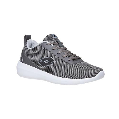Sneakers da uomo con suola appariscente lotto, grigio, 809-2146 - 13