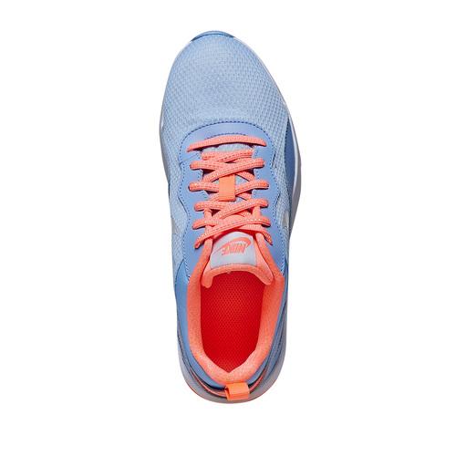 Sneakers Nike da ragazza nike, blu, 409-5160 - 19