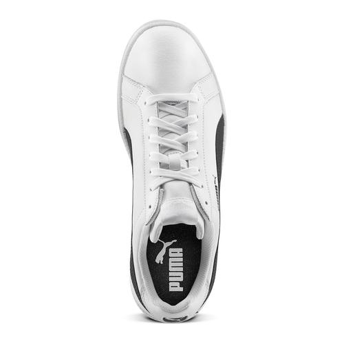 Sneakers Puma uomo puma, bianco, 801-1135 - 15