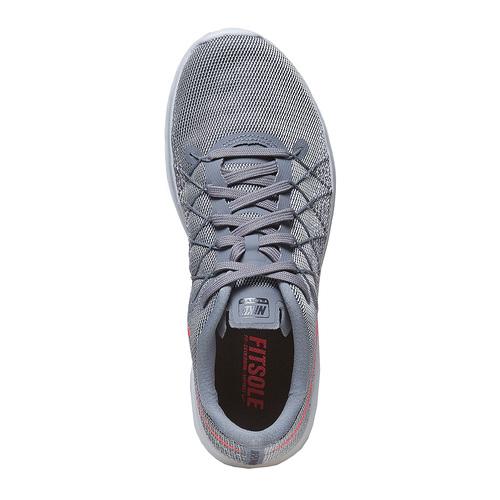 Sneakers sportive da donna nike, rosso, 509-5971 - 19
