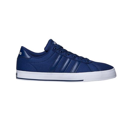 Sneakers casual blu adidas, blu, 889-9236 - 15