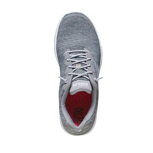 Sneakers sportive da donna skechers, grigio, 509-2964 - 19