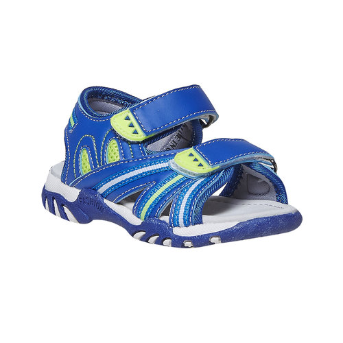 Sandali blu da bambino mini-b, blu, 261-9193 - 13