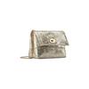 Minibag in vera pelle bata, oro, 964-4239 - 13