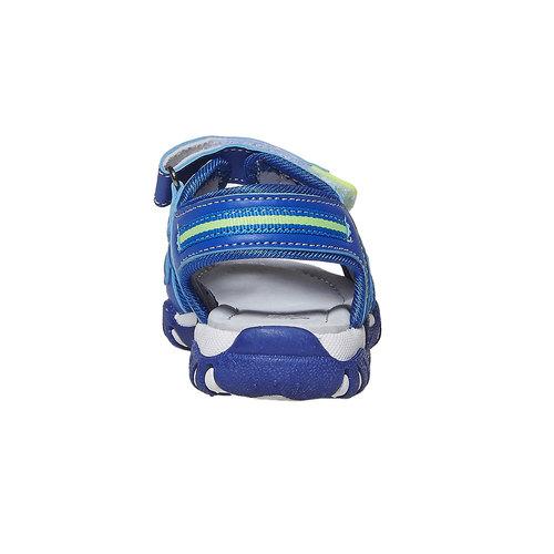 Sandali blu da bambino mini-b, blu, 261-9193 - 17